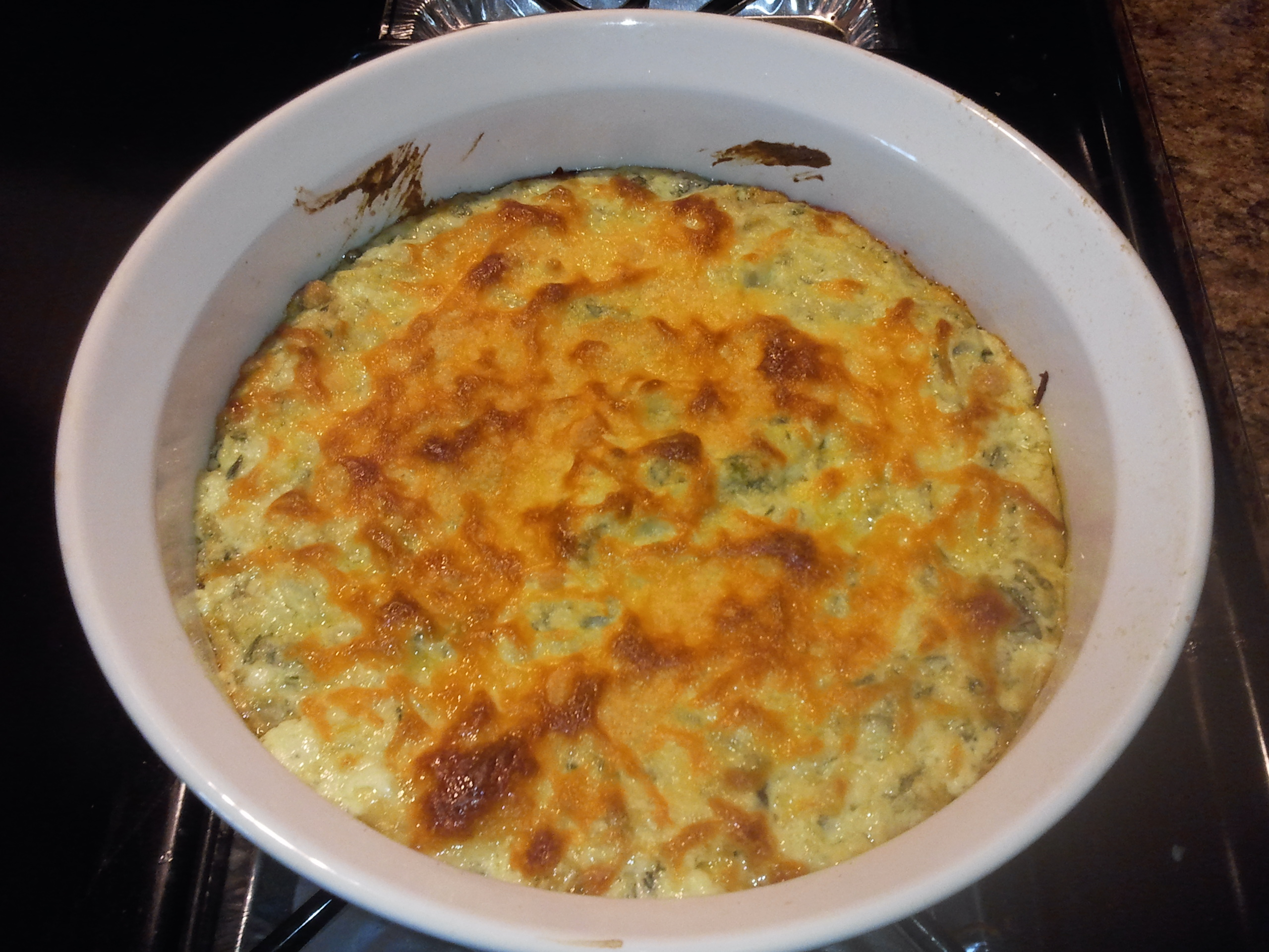 Hot Spinach Artichoke Dip | My Gems of Parenting