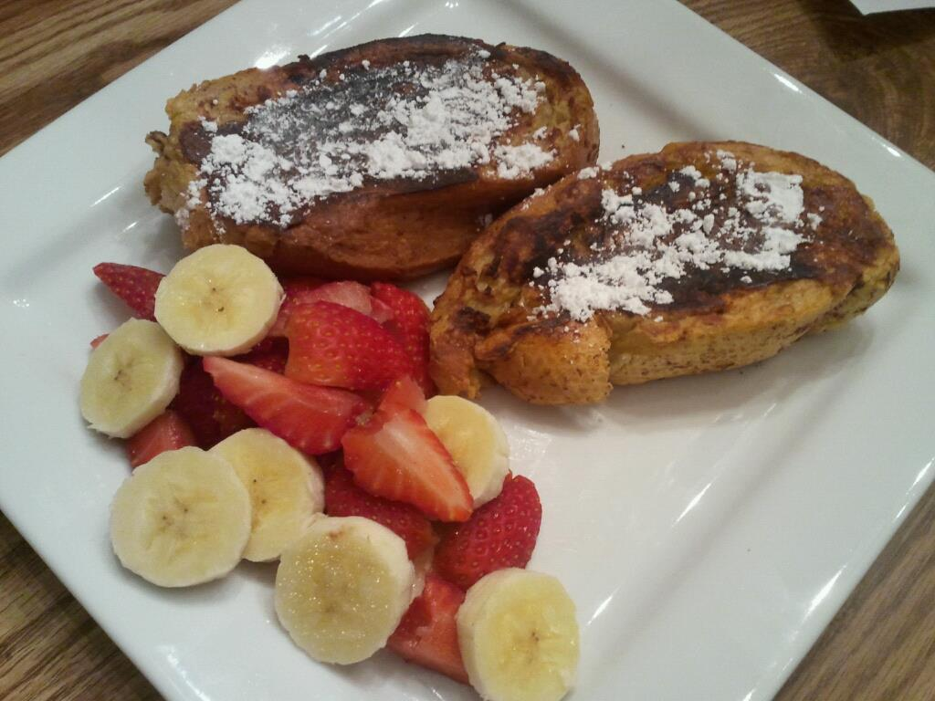Cinnamon French Toast | My Gems of Parenting