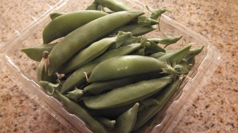 Sunizona Family Farms peas