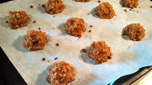 Fixed Coconut Macaroons