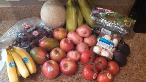 Grocery Store Grabs: 5/10/2013