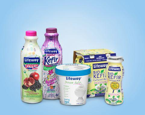 From the Lifeway Kefir Facebook Page