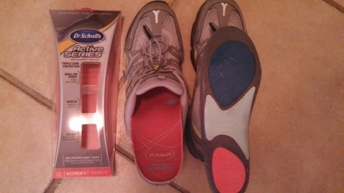Dr. Scholl's Active Series Insoles