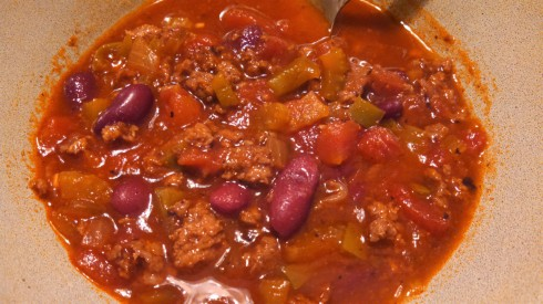 Katie's Chili