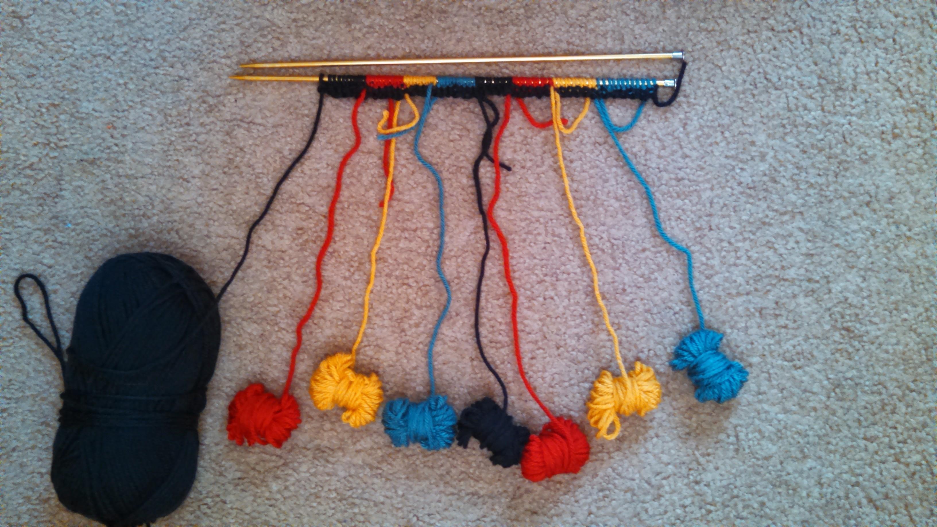 1e68accf3 Autism Awareness Puzzle Knit Hat